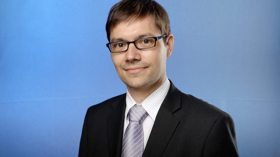Mgr. Tomáš Pancíř - ředitel, Centrum zpravodajství