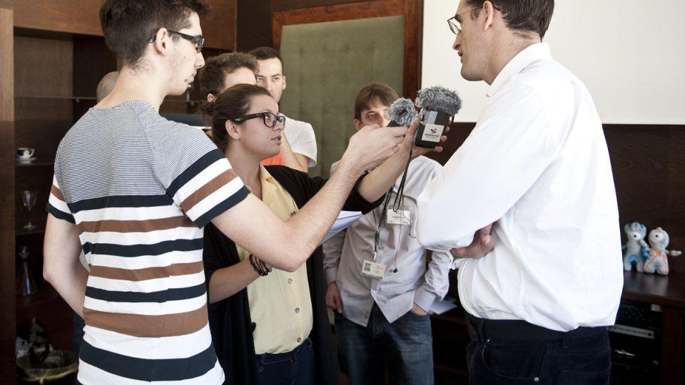 PRESSpektivy-Budoucnost žurnalistiky